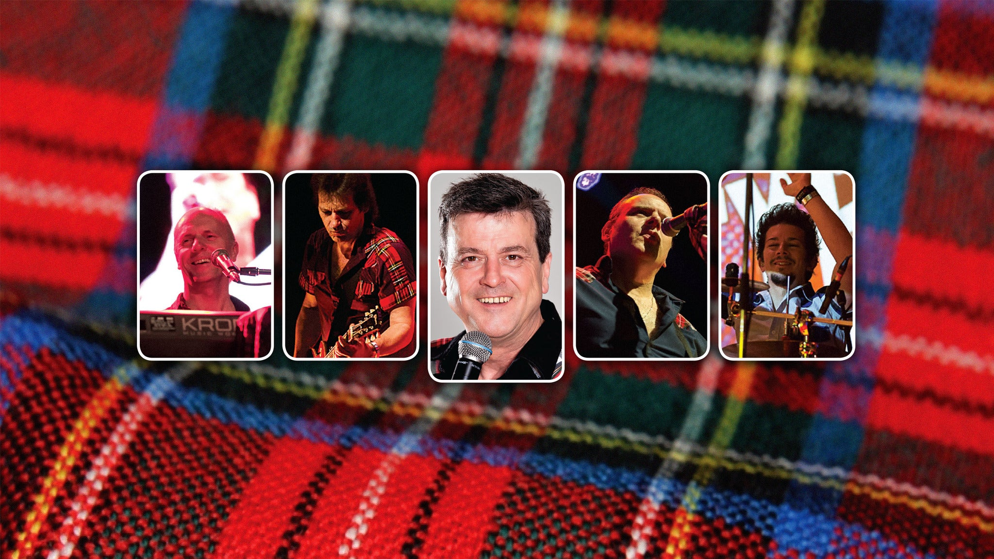 Bay City Rollers at Arcada Theatre