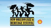 Big Chief Package 2nd Weekend - N.O. Jazz & Heritage Festival