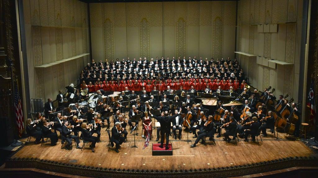 Columbus Symphony Orchestra Shaham Plays Prokofiev Dress Rehearsal | Columbus, OH | The Ohio Theatre | April 21, 2017