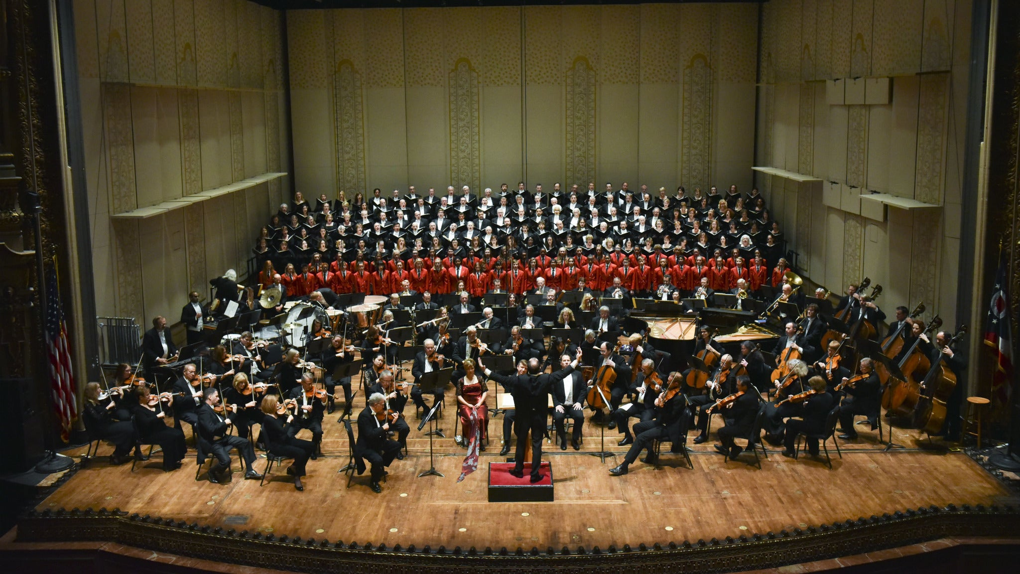 The Strings Of The Columbus Symphony - Columbus Symphony