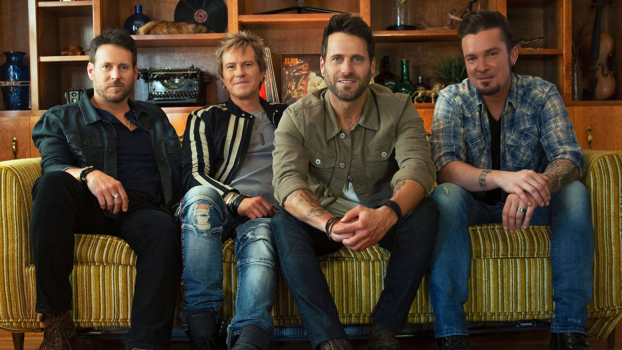 Parmalee, Meet and Greet Early Enrty Soundcheck Party Ticket