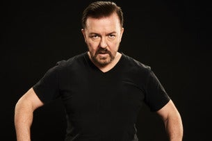 Ricky Gervais | Platinum Charity Tickets