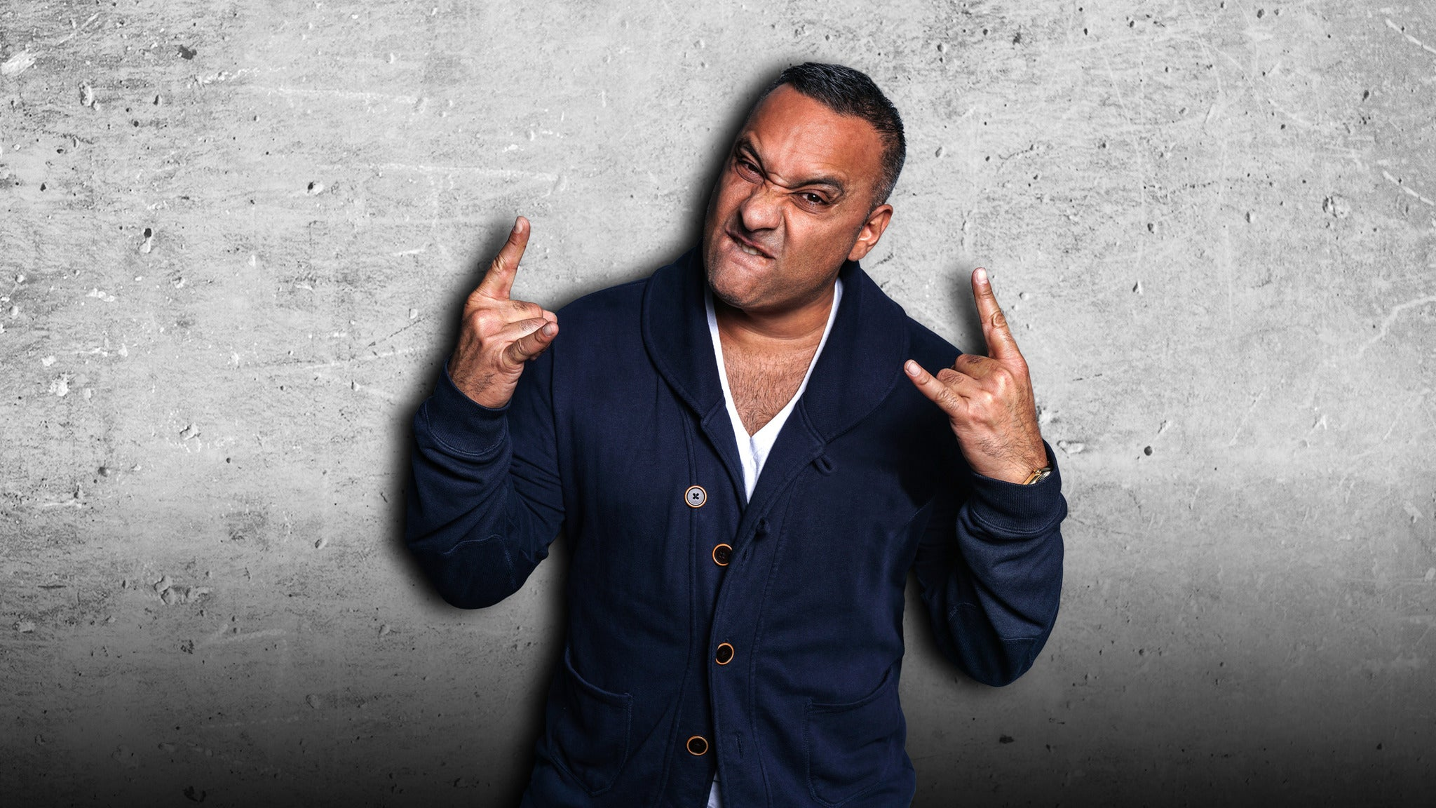 Russell Peters: Deported World Tour
