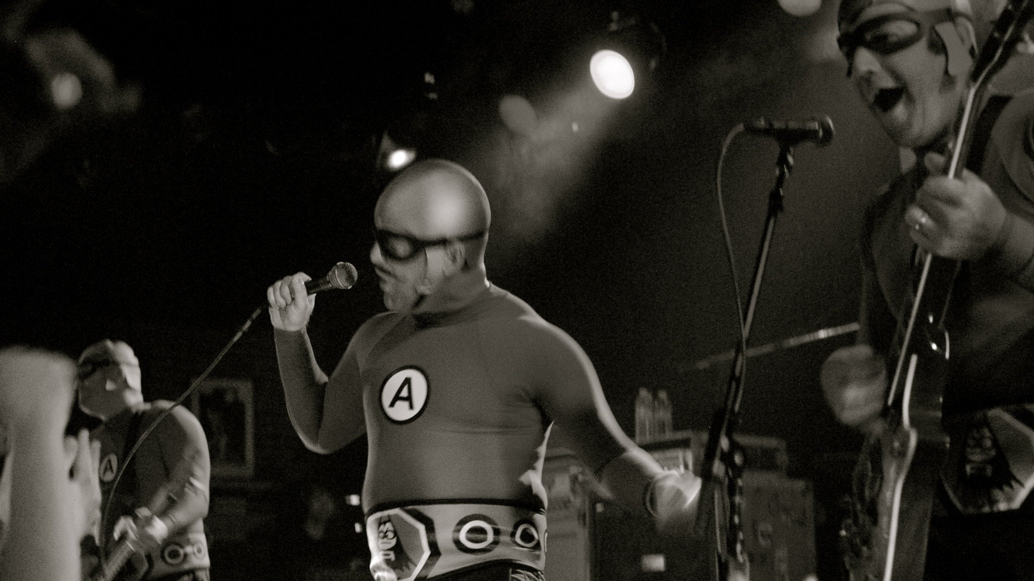 Aquabats, Kepi Ghoulie, Dog Party at Strummer's