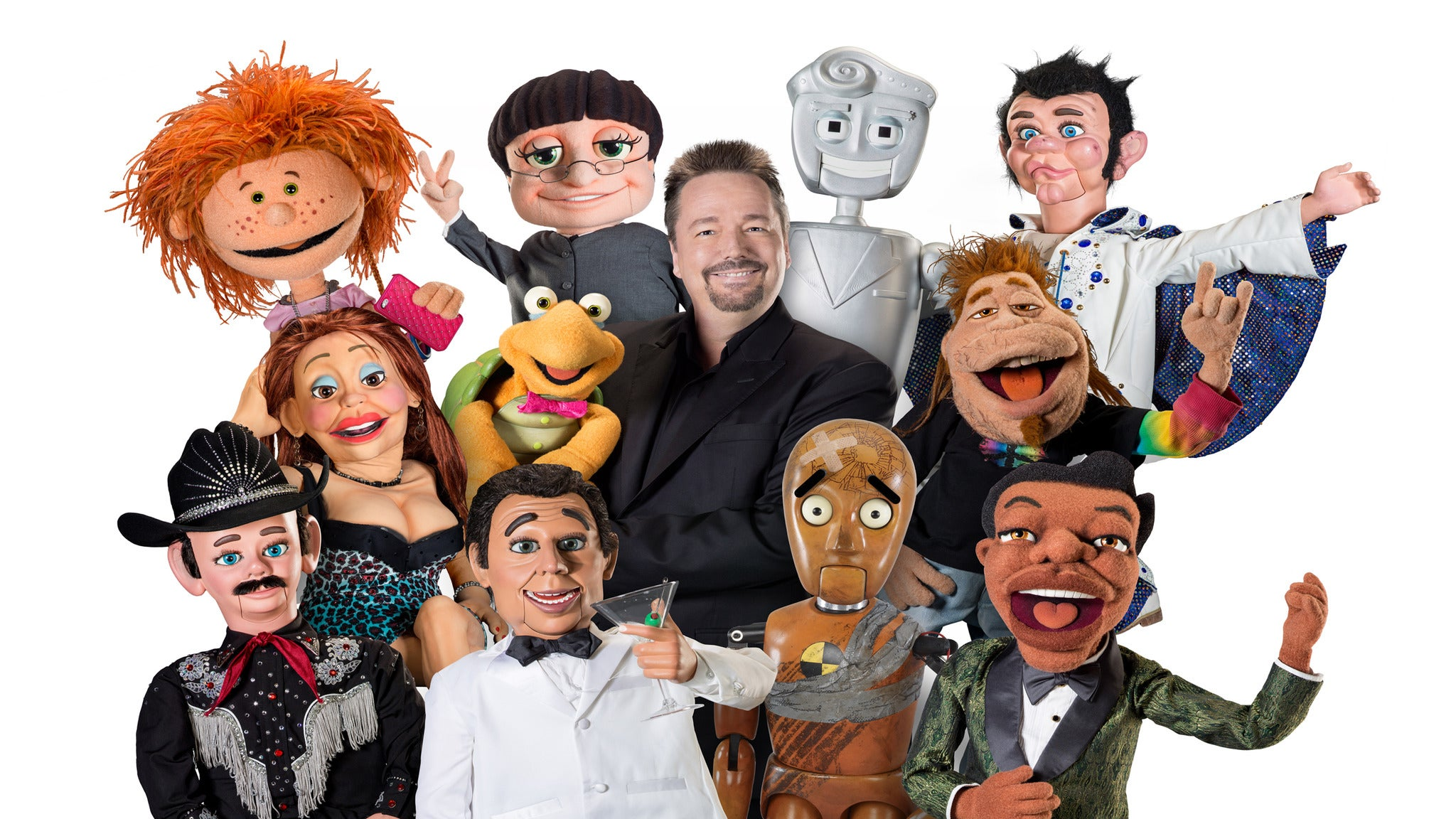 Terry Fator at Thunder Valley Casino Resort