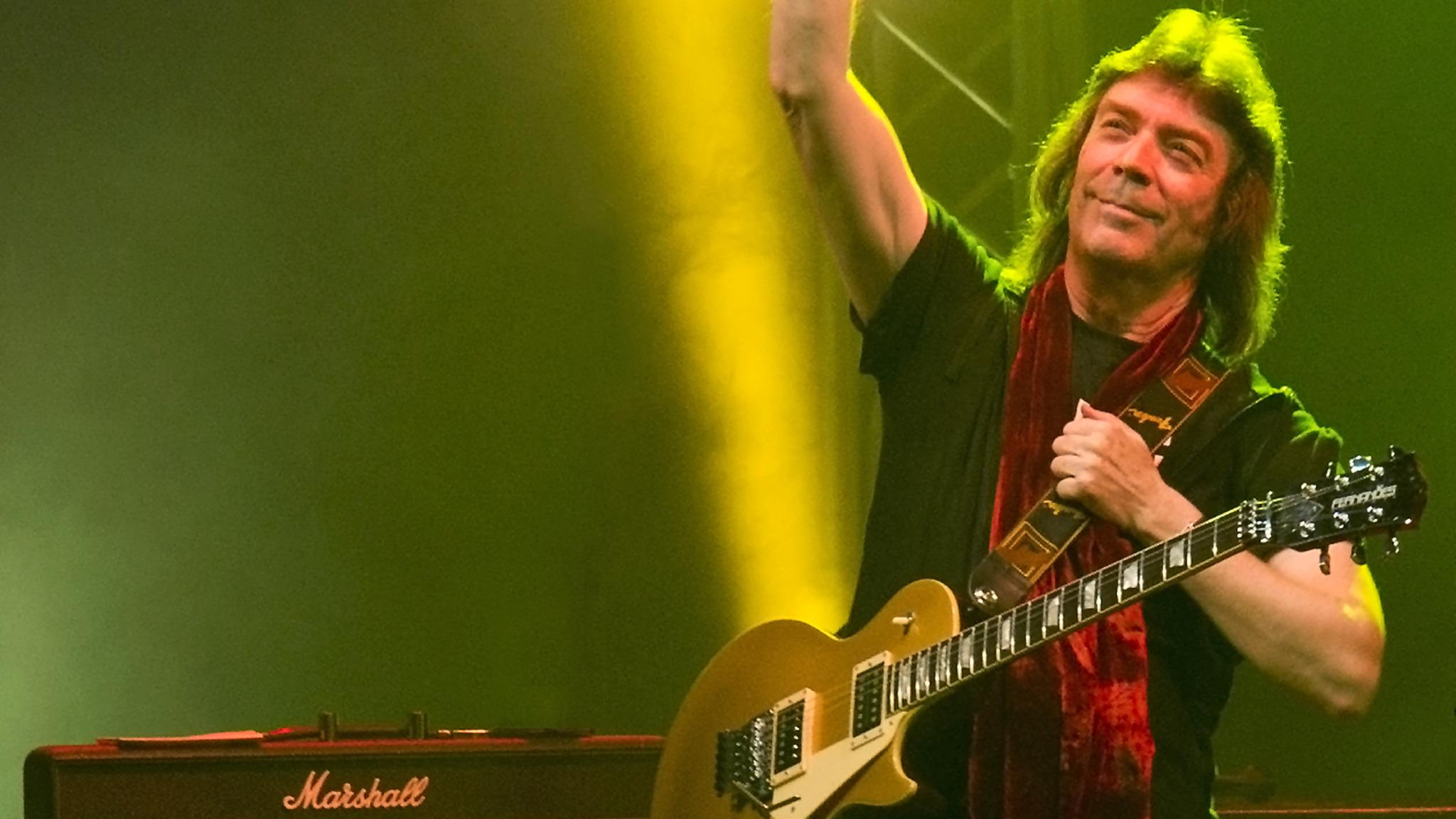 Steve Hackett at Plaza Live - Orlando