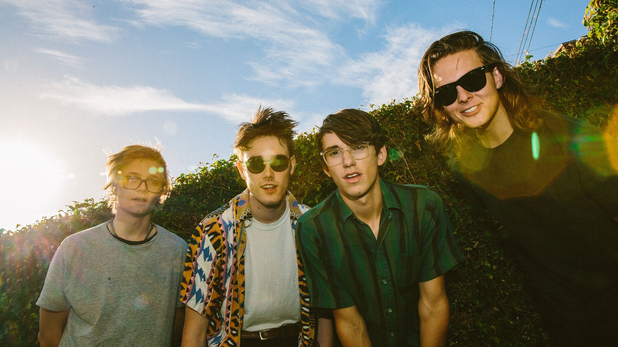 HOB Presents HIPPO CAMPUS With Special Guests