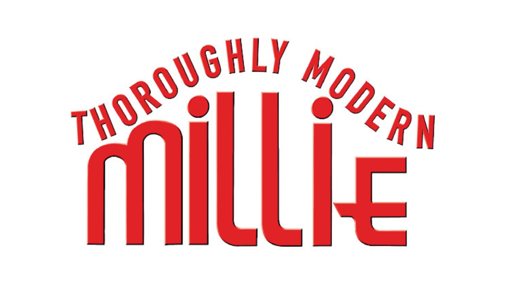 Thoroughly Modern Millie at Old National Events Plaza