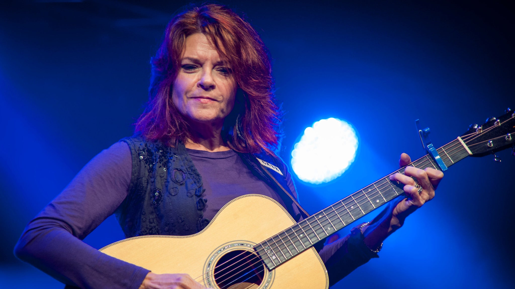 Rosanne Cash at Cascade Theater