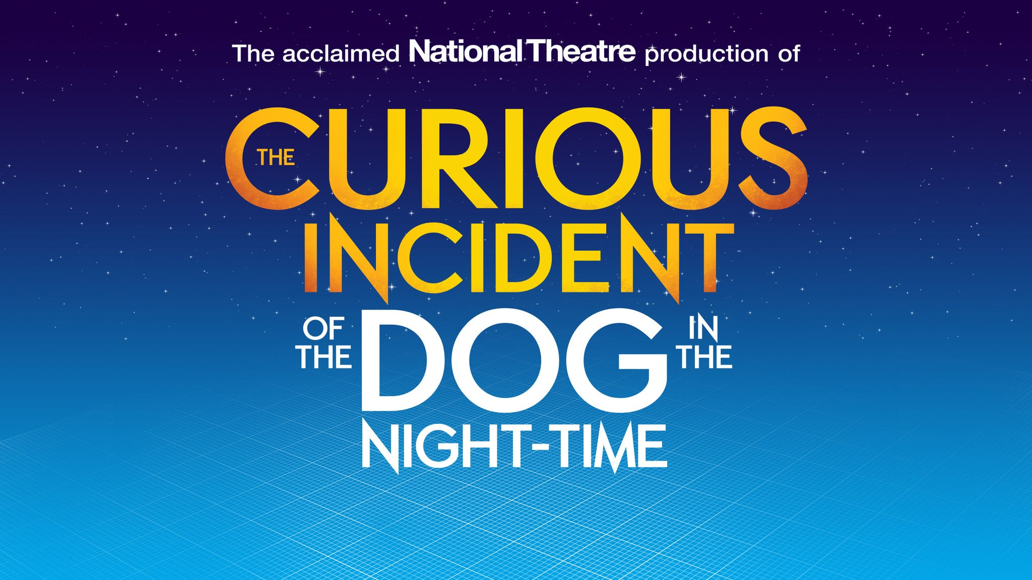 The Curious Incident of the Dog In the Night-Time (Chicago)