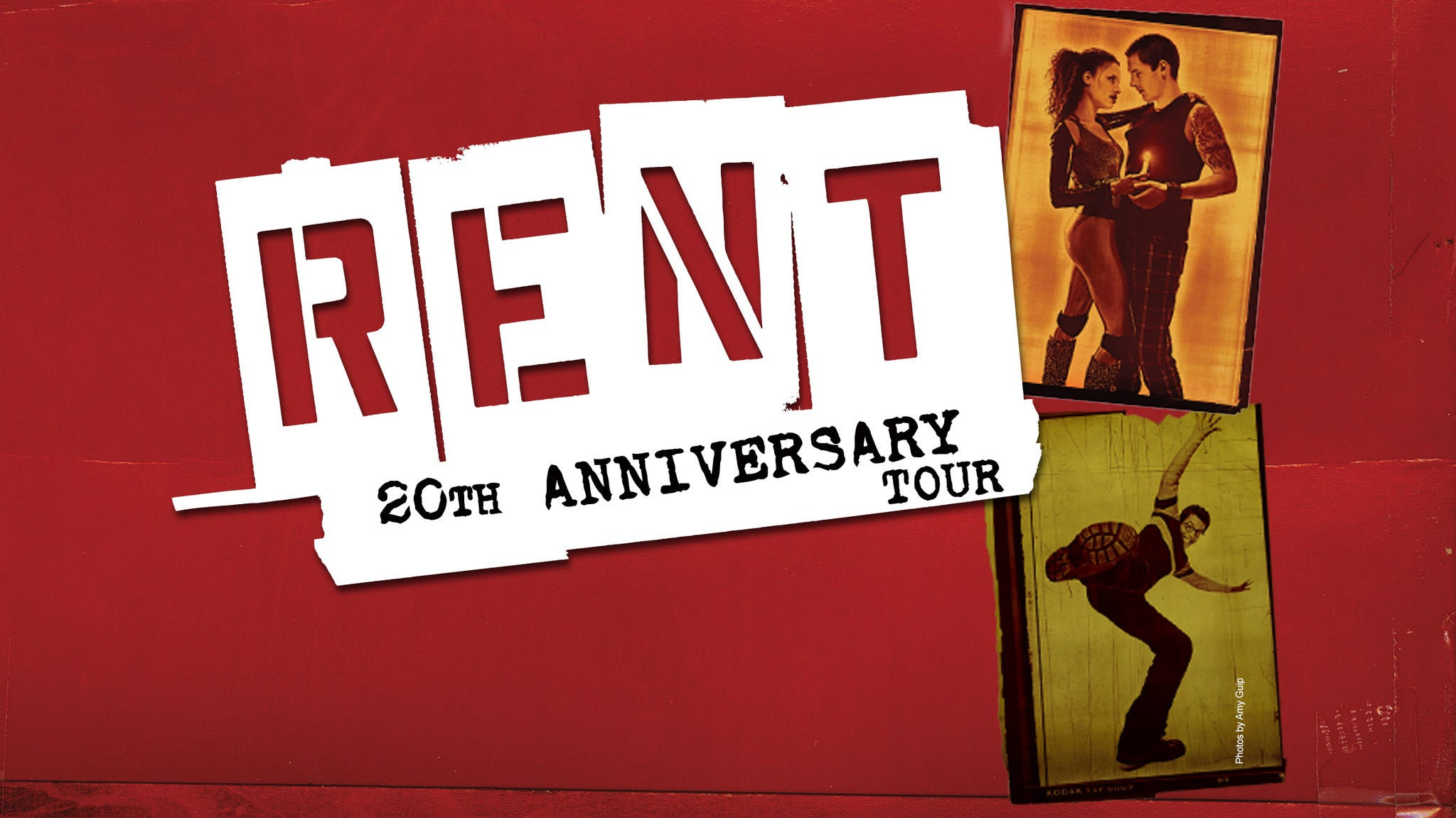 Rent (Touring) at Saenger Theatre New Orleans