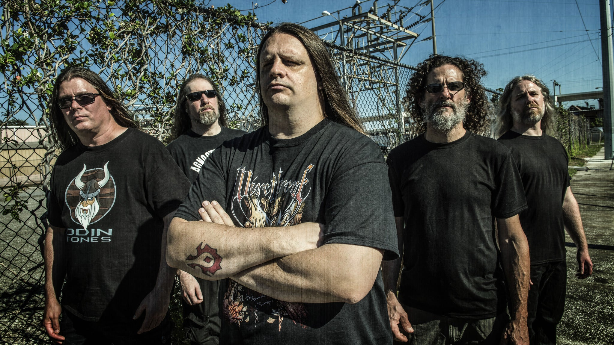 Cannibal Corpse with Power Trip and Gatecreeper
