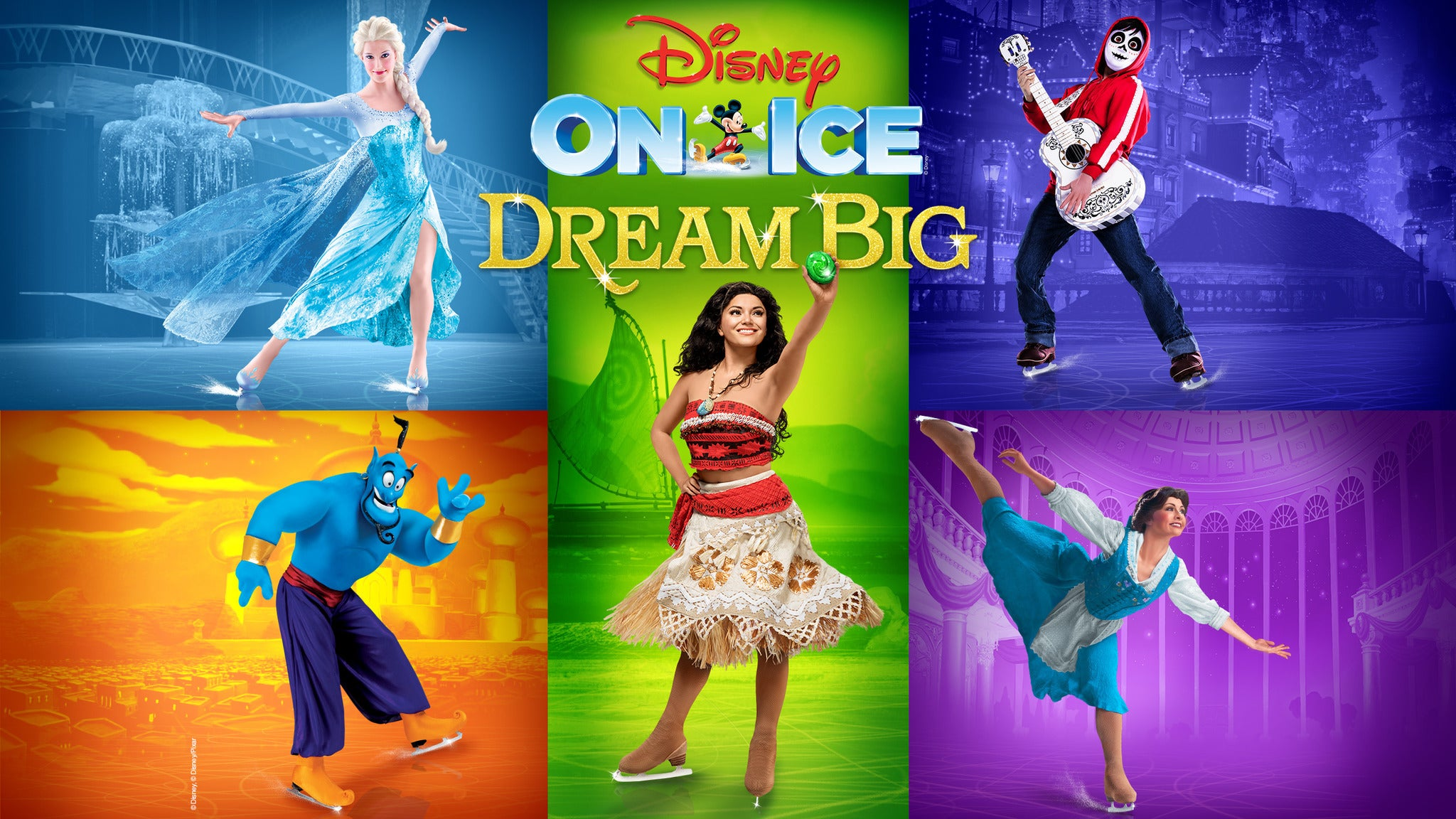 Image result for disney on ice dream big