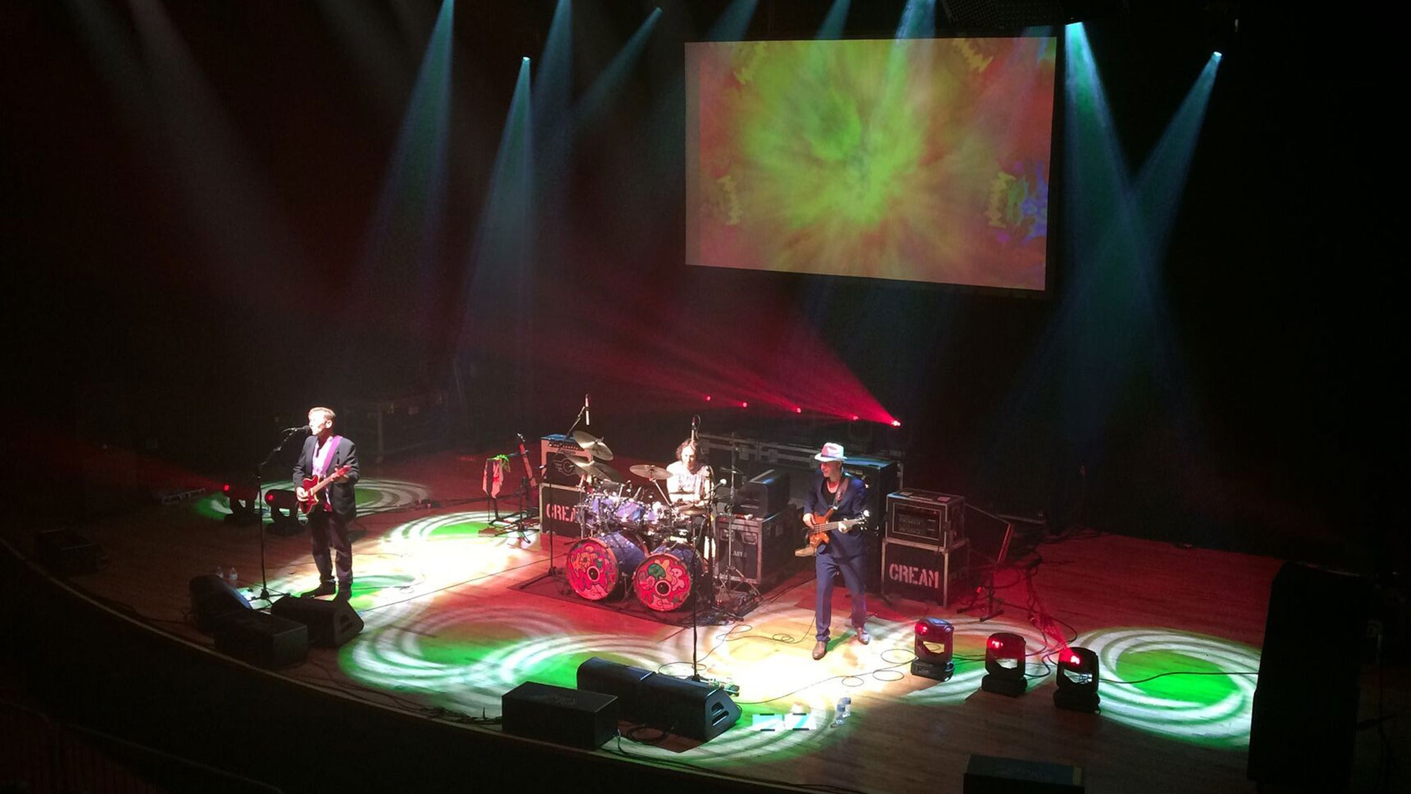 The Music of Cream at Boulder Theatre