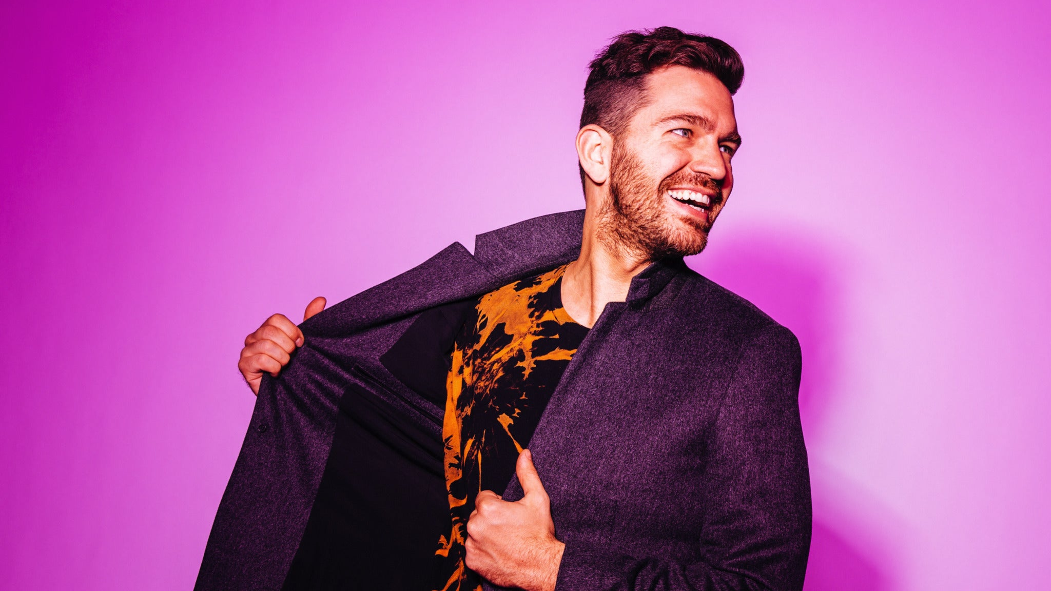 Andy Grammer at Knitting Factory Concert House - Boise
