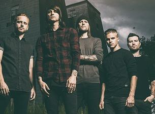 Blessthefall, Palisades, Slaves , Glass Houses