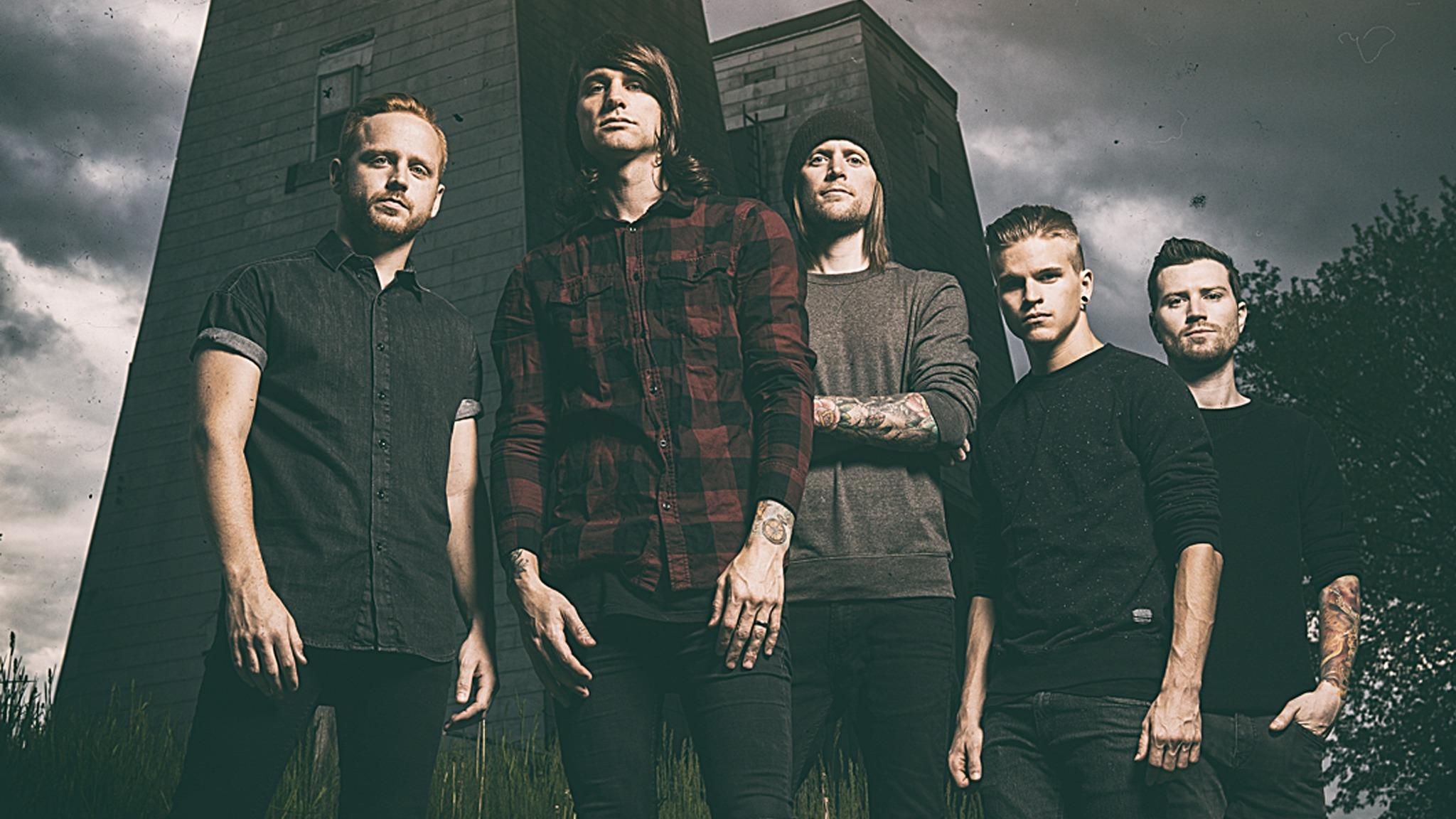 Blessthefall, the Word Alive / Ded , Thousand Below