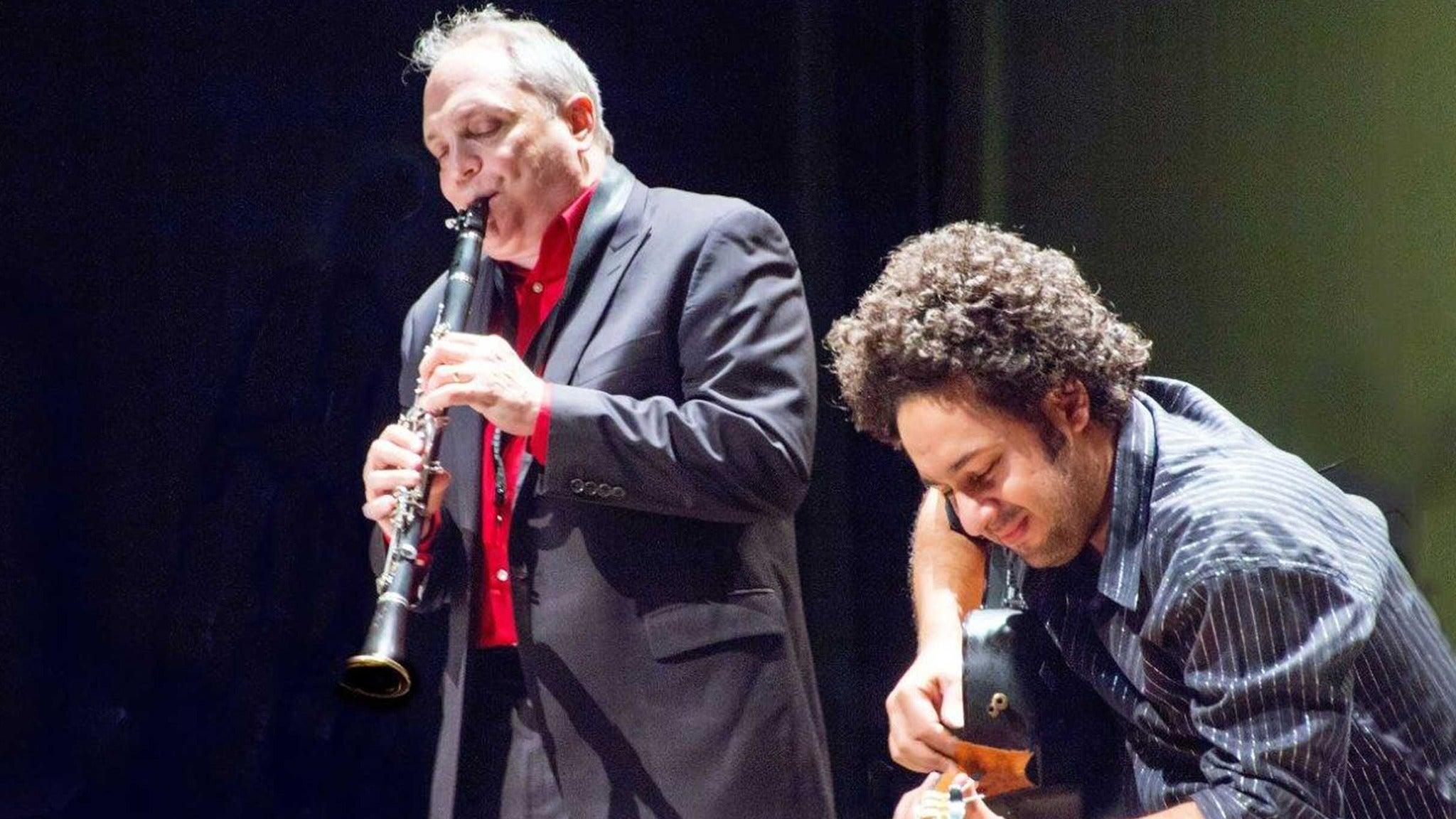 Gold Coast Jazz: Ken Peplowski & Diego Figueiredo - Ft Lauderdale, FL 33312