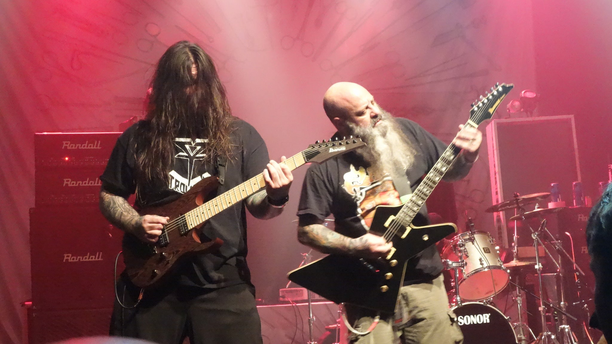 Crowbar & Goatwh**e at Masquerade