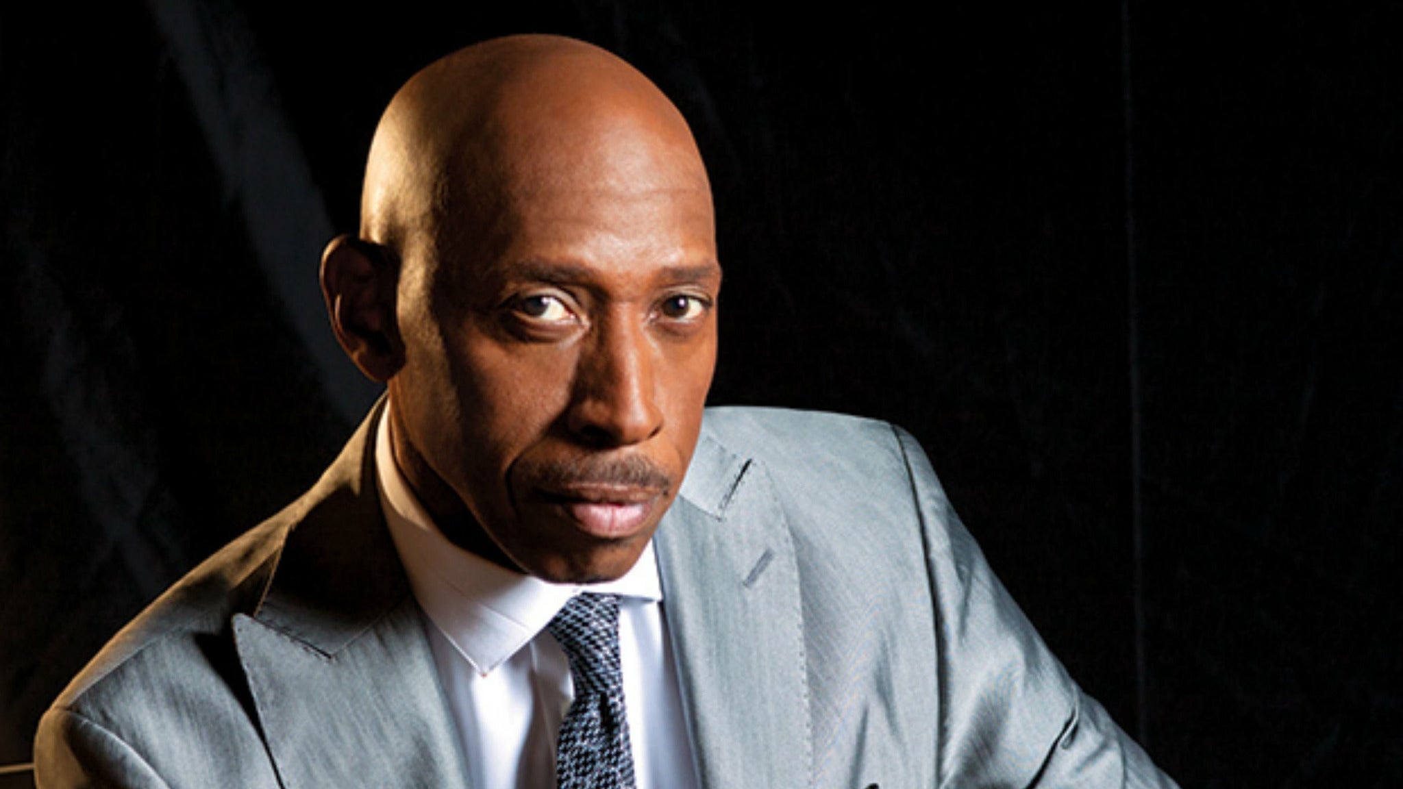 Jeffrey Osborne at Andiamo Celebrity Showroom