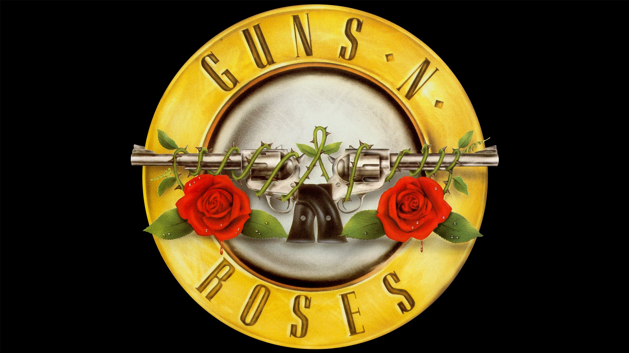 Guns N' Roses 2021 Tour at SAP Center at San Jose