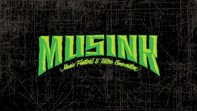 Musink Tattoo Convention and Music Festival