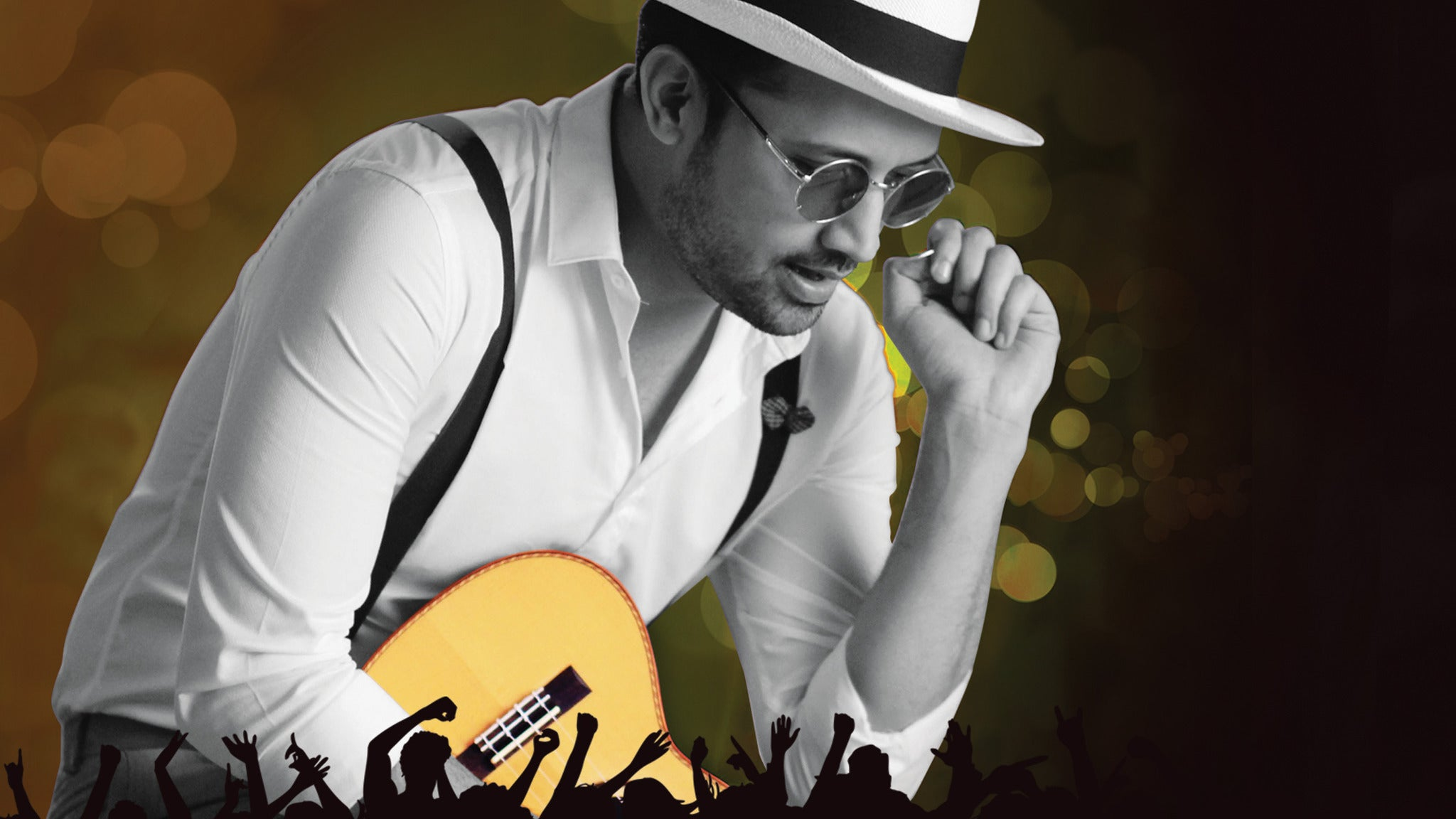 SORRY, THIS EVENT IS NO LONGER ACTIVE<br>Atif Aslam at Warner Theatre - Washington, DC 20004
