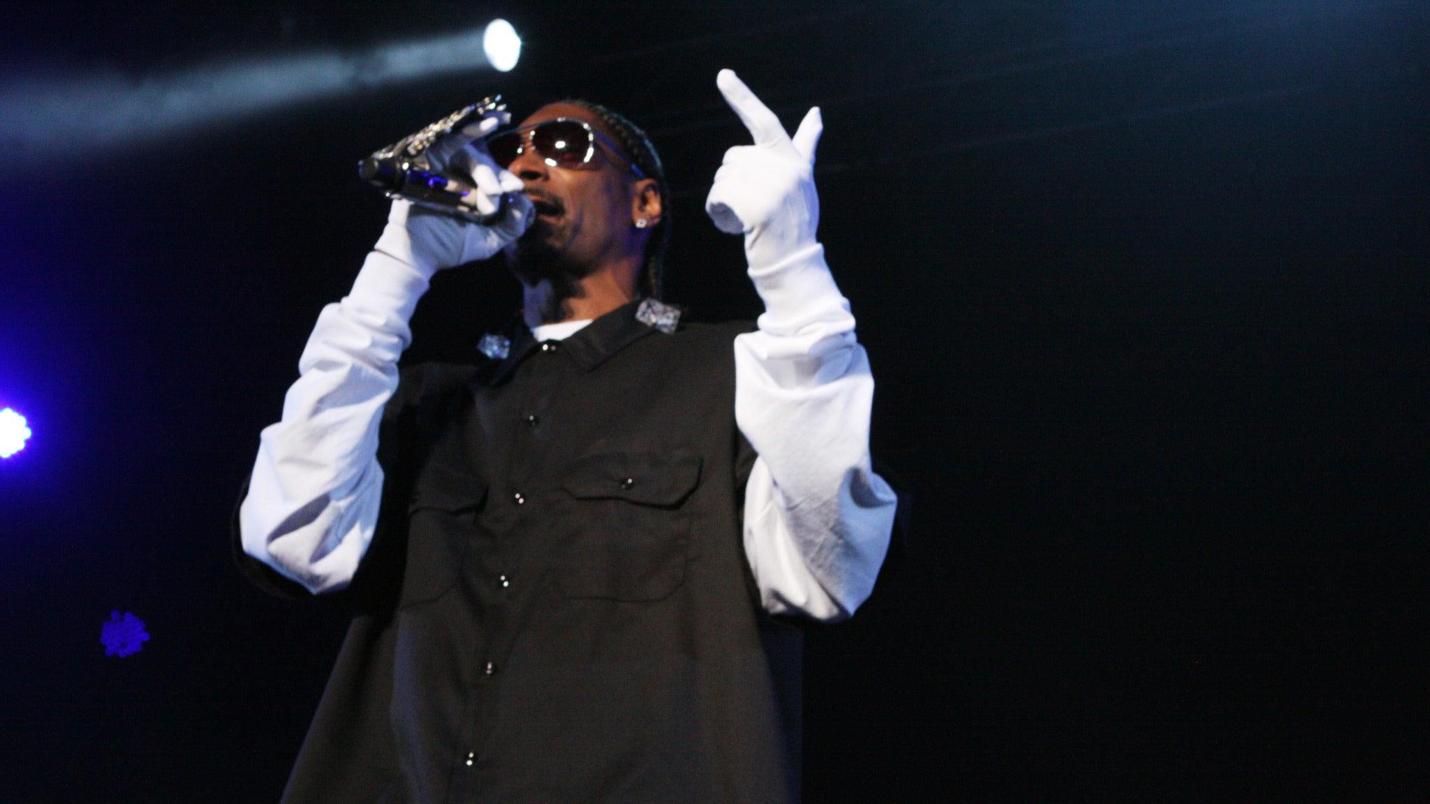 Snoop Dogg at Fox Theater - Oakland - Oakland, CA 94612
