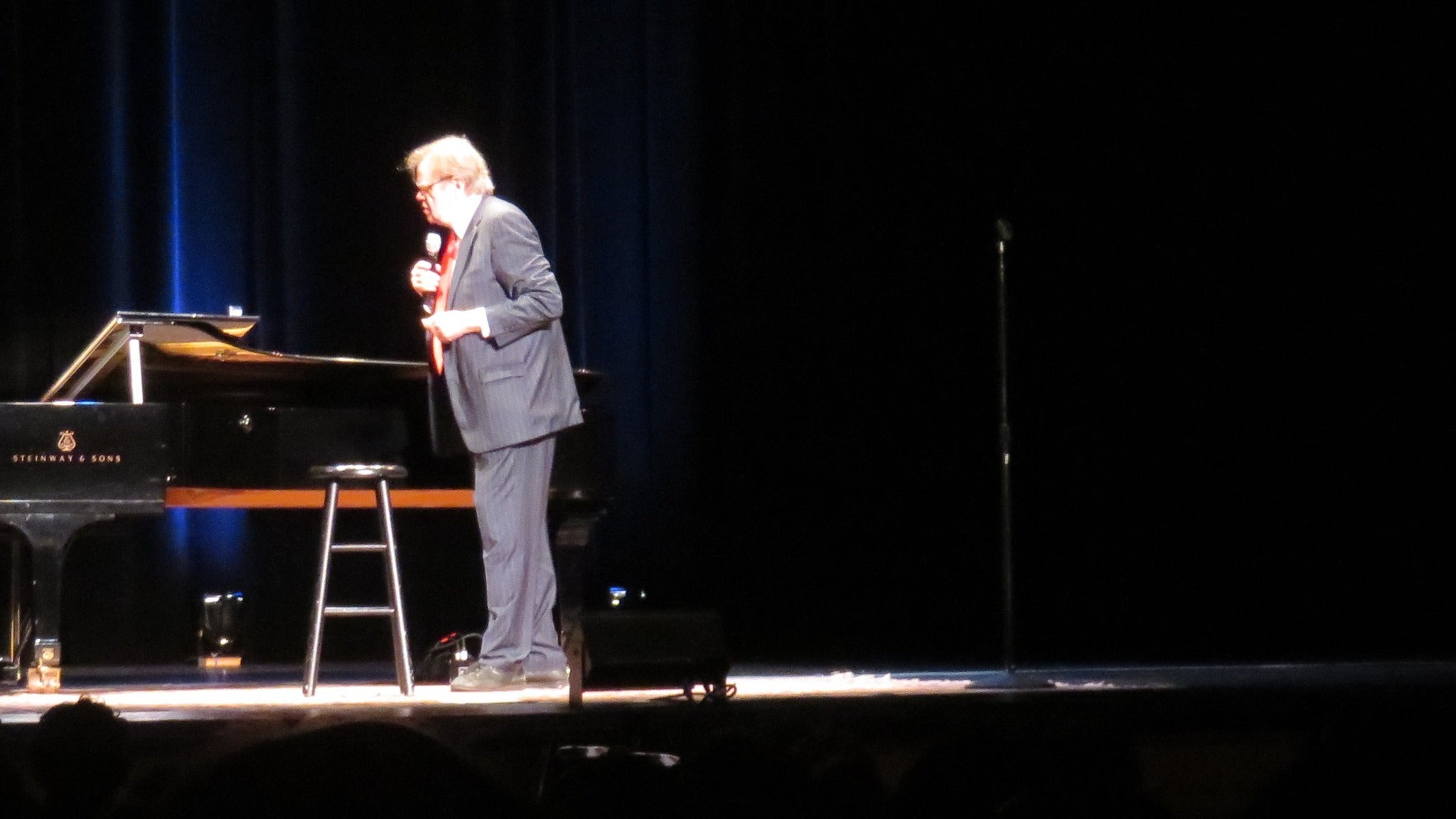 Garrison Keillor at Weill Hall at Sonoma State University