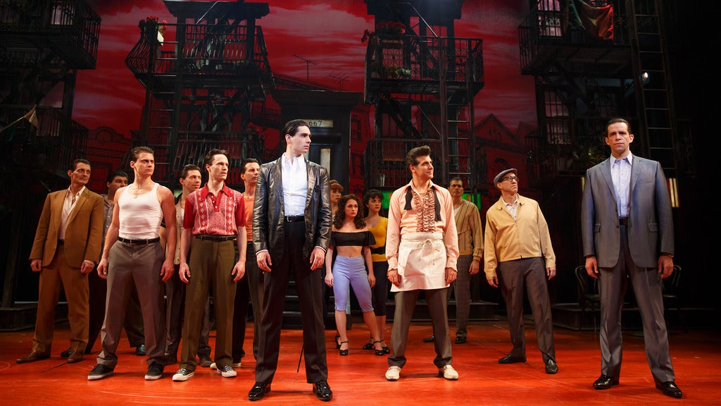 Hotels near A Bronx Tale: The Musical (Touring) Events