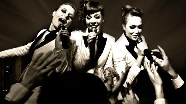 Christmas Queens 2020 Tour Dizzy Queens   Jazz Up your Christmas   2020 Tour Dates & Concert