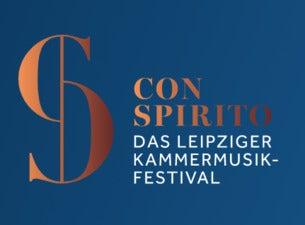 Con spirito - das Leipziger Kammermusik-Festival 2021
