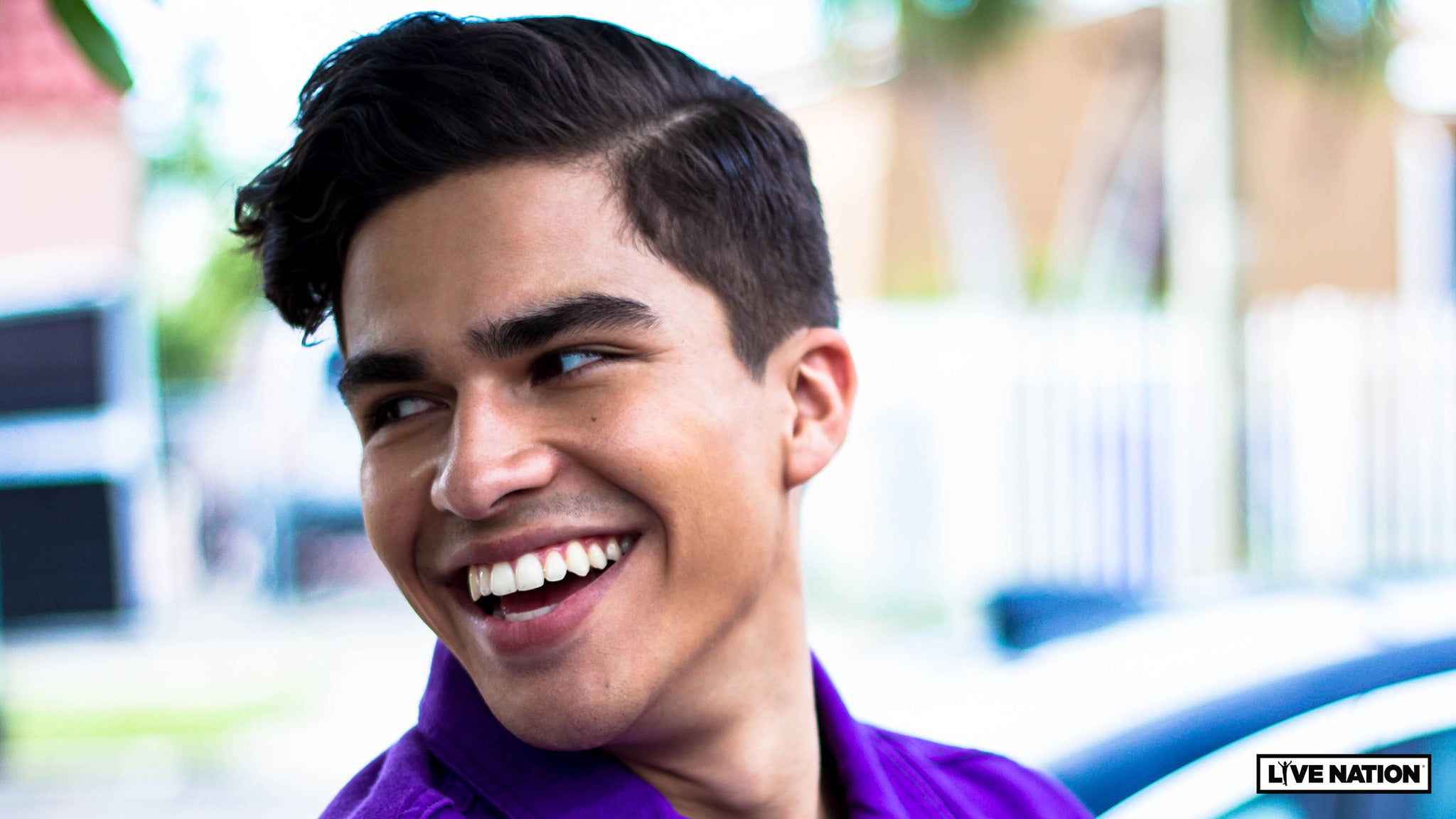 Alex Aiono at Deluxe at Old National Centre