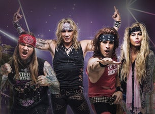 Steel Panther w/ The Wild