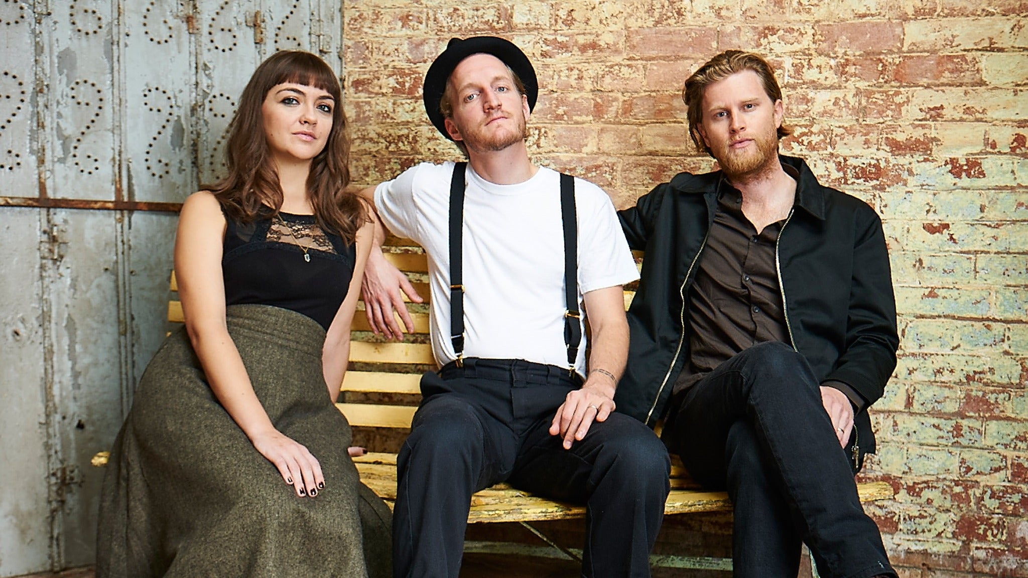 The Lumineers 'Cleopatra World Tour Continues' 2017 - Rosemont, IL 60018