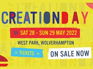 Creation Day Festival - Weekend