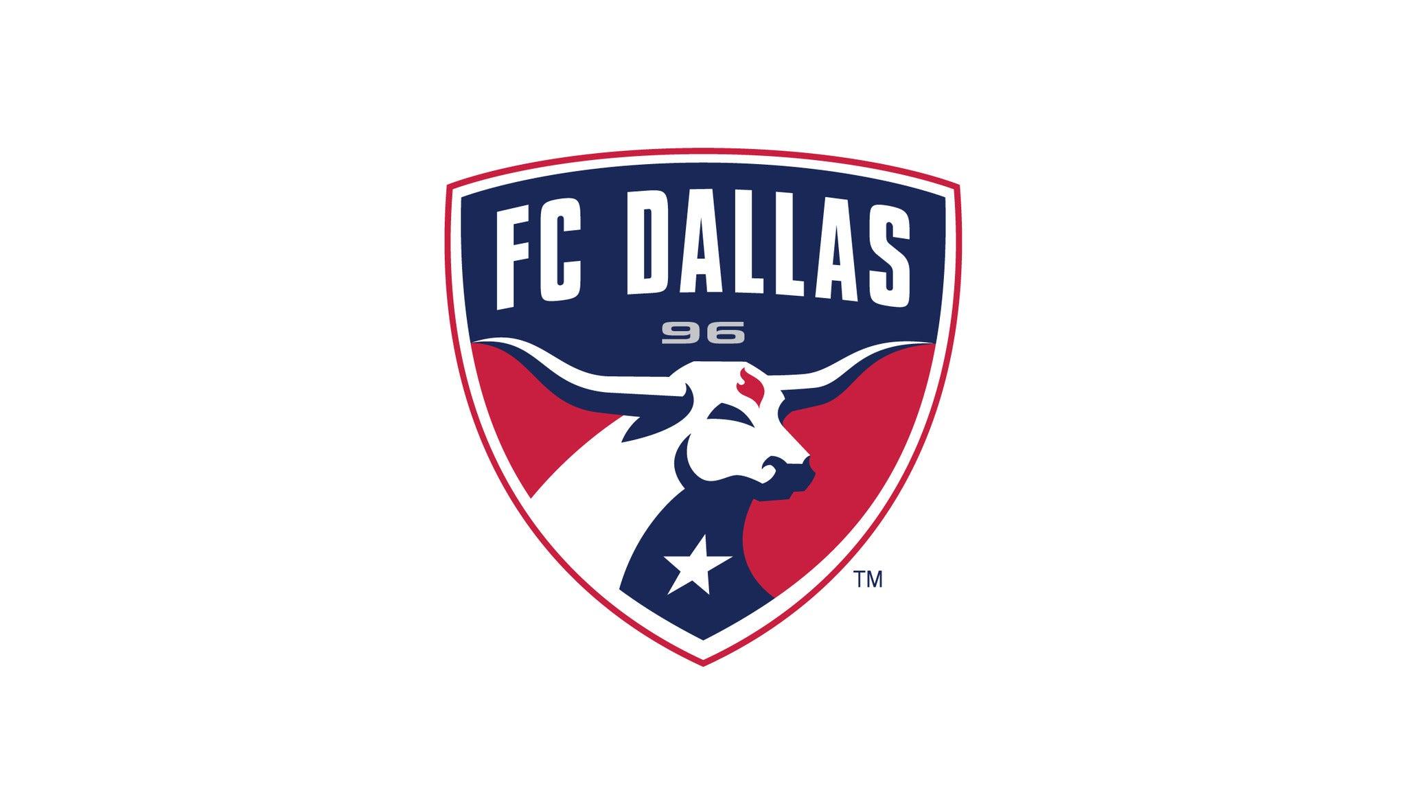 Colorado Rapids at FC Dallas at Toyota Stadium
