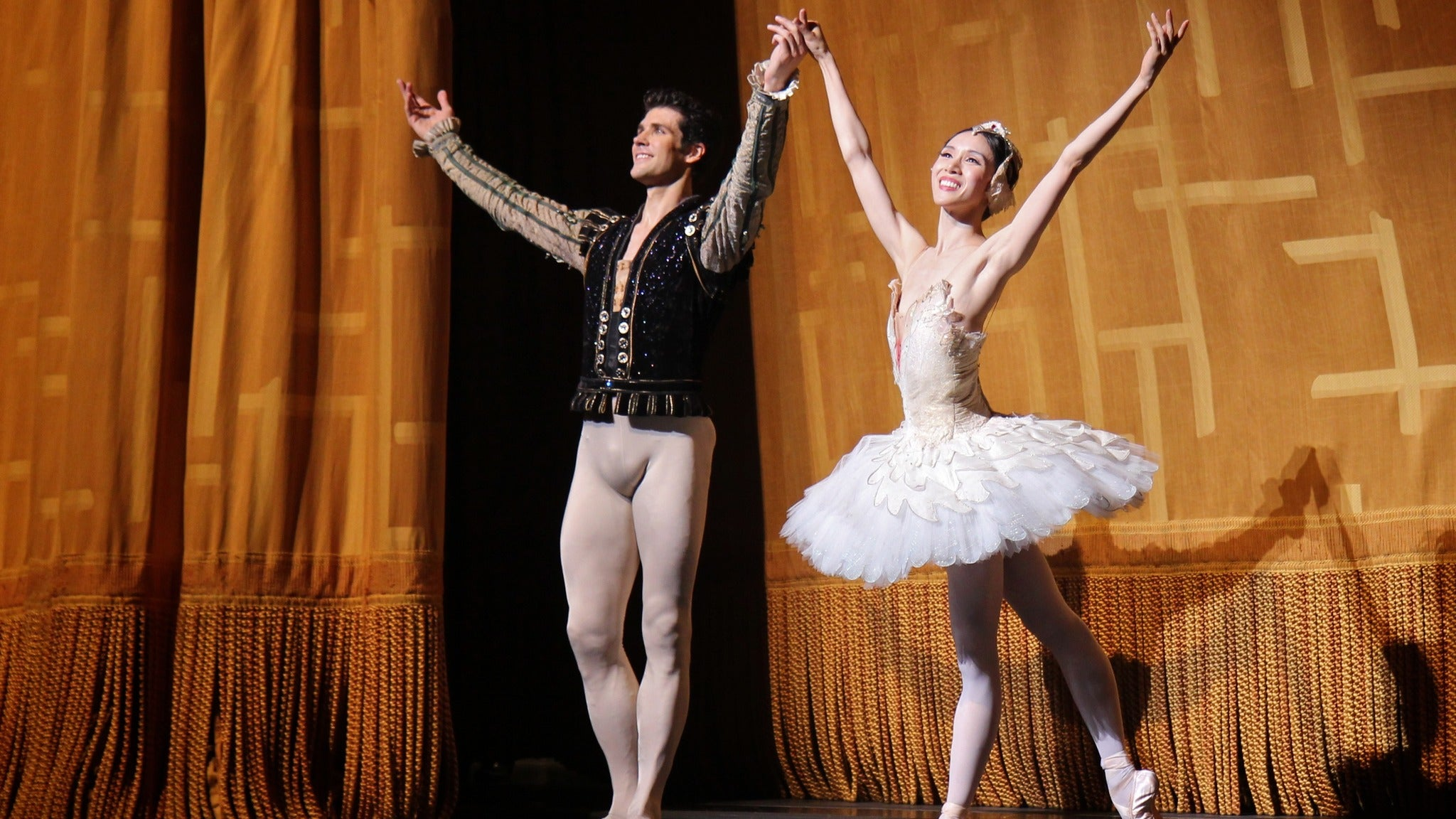 American Ballet Theatre w/ Swan Lake at Filene Center