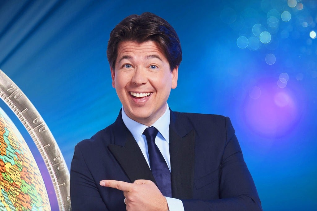 Michael McIntyre's Christmas Charity Show Eventim Apollo Seating Plan
