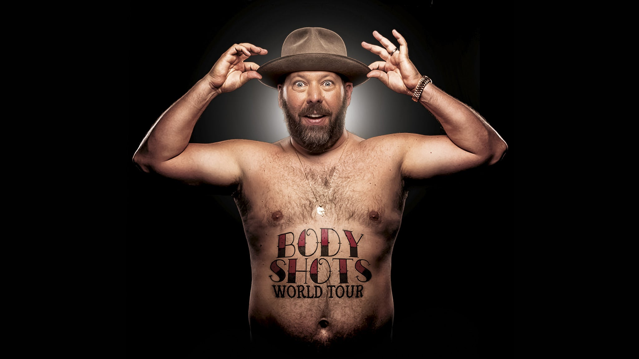 Bert Kreischer - Body Shots Tour at The Wellmont Theater