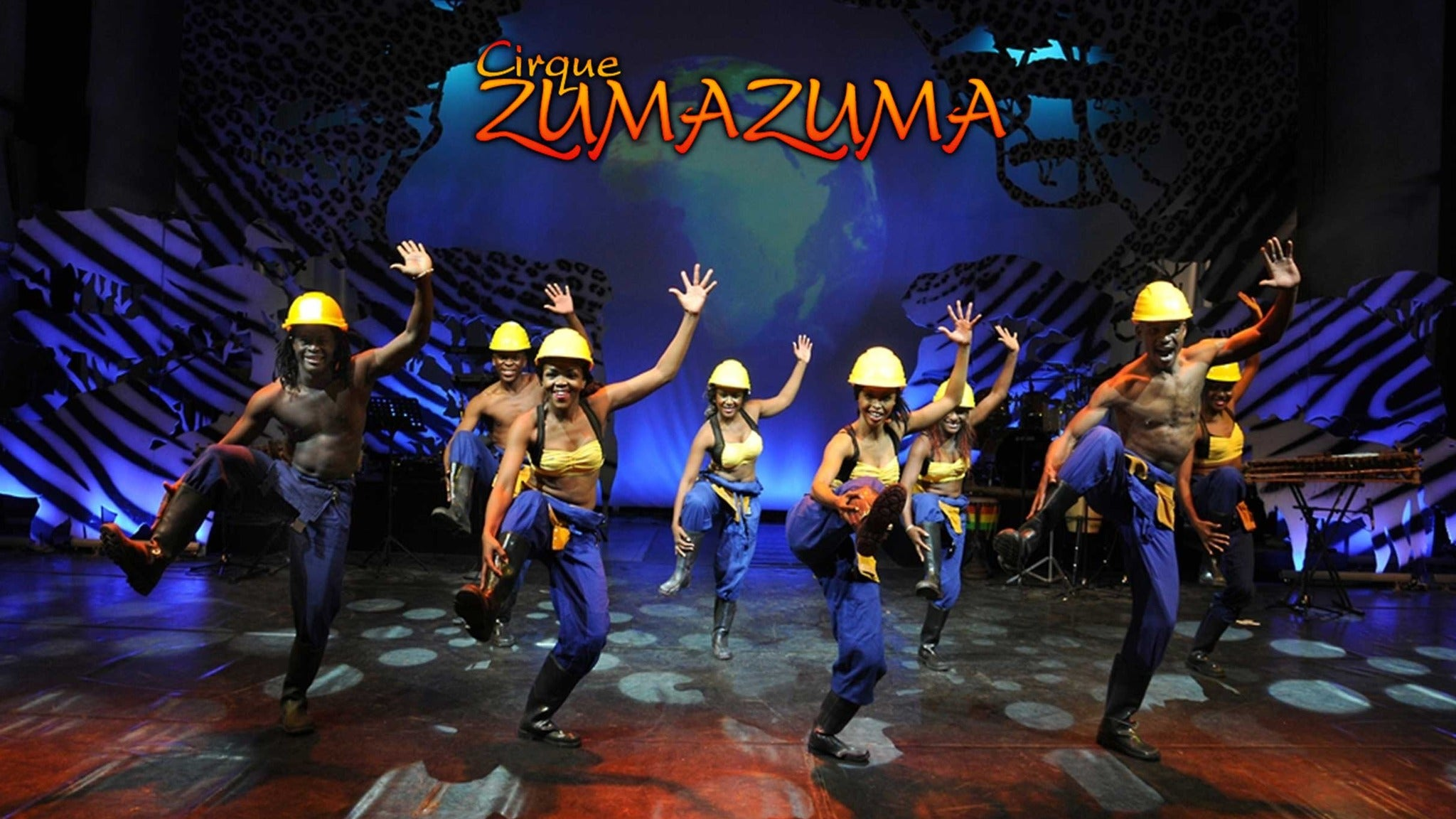Cirque Zuma Zuma at Cheyenne Civic Center