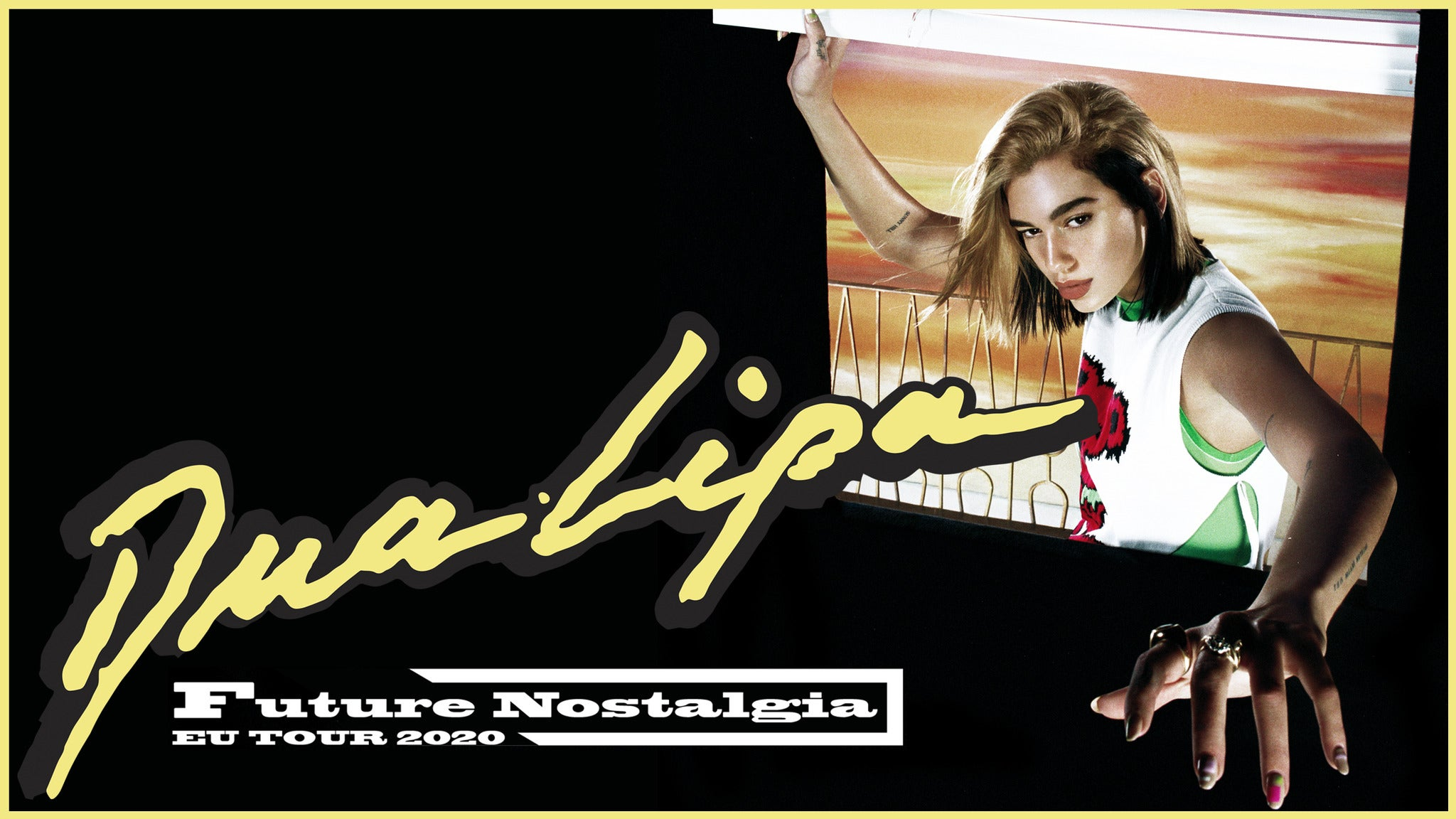 Dua Lipa: Future Nostalgia Tour - Dua's House Party