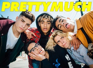 PRETTYMUCH: The Funktion Tour