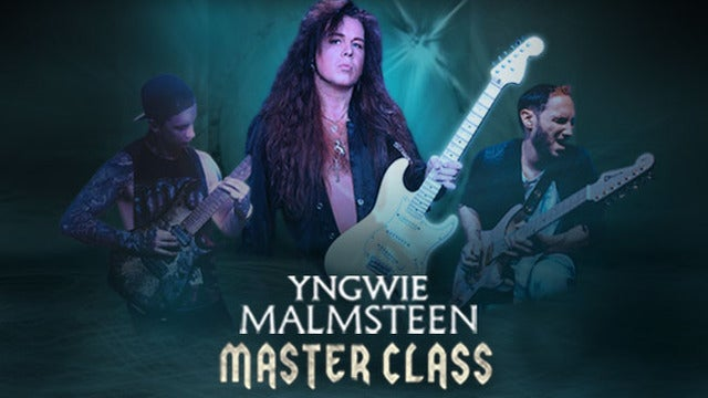 Yngwie Malmsteen at Saban Theatre