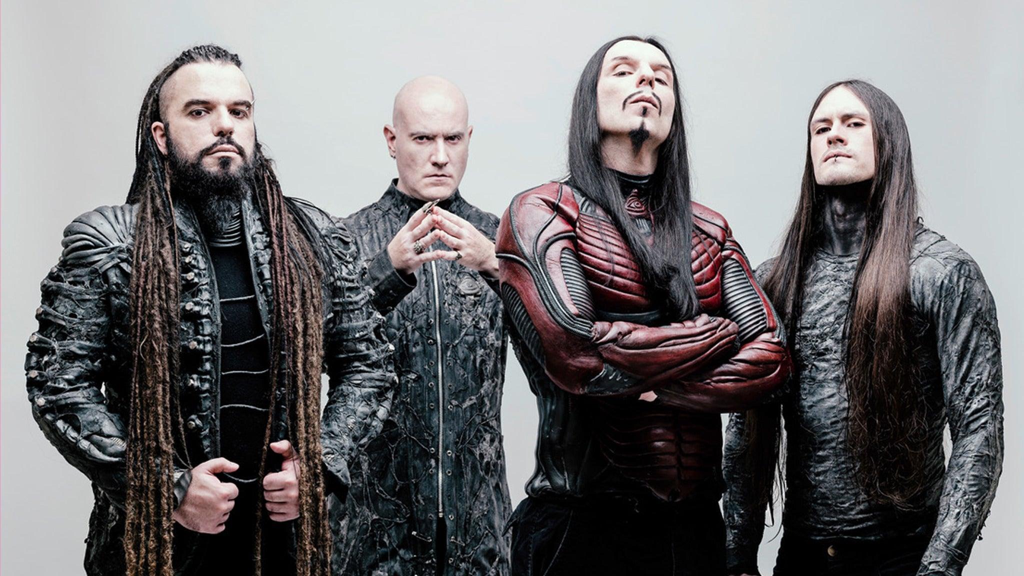 Septicflesh, Dark Funeral, Thy Antichrist, Wolf King