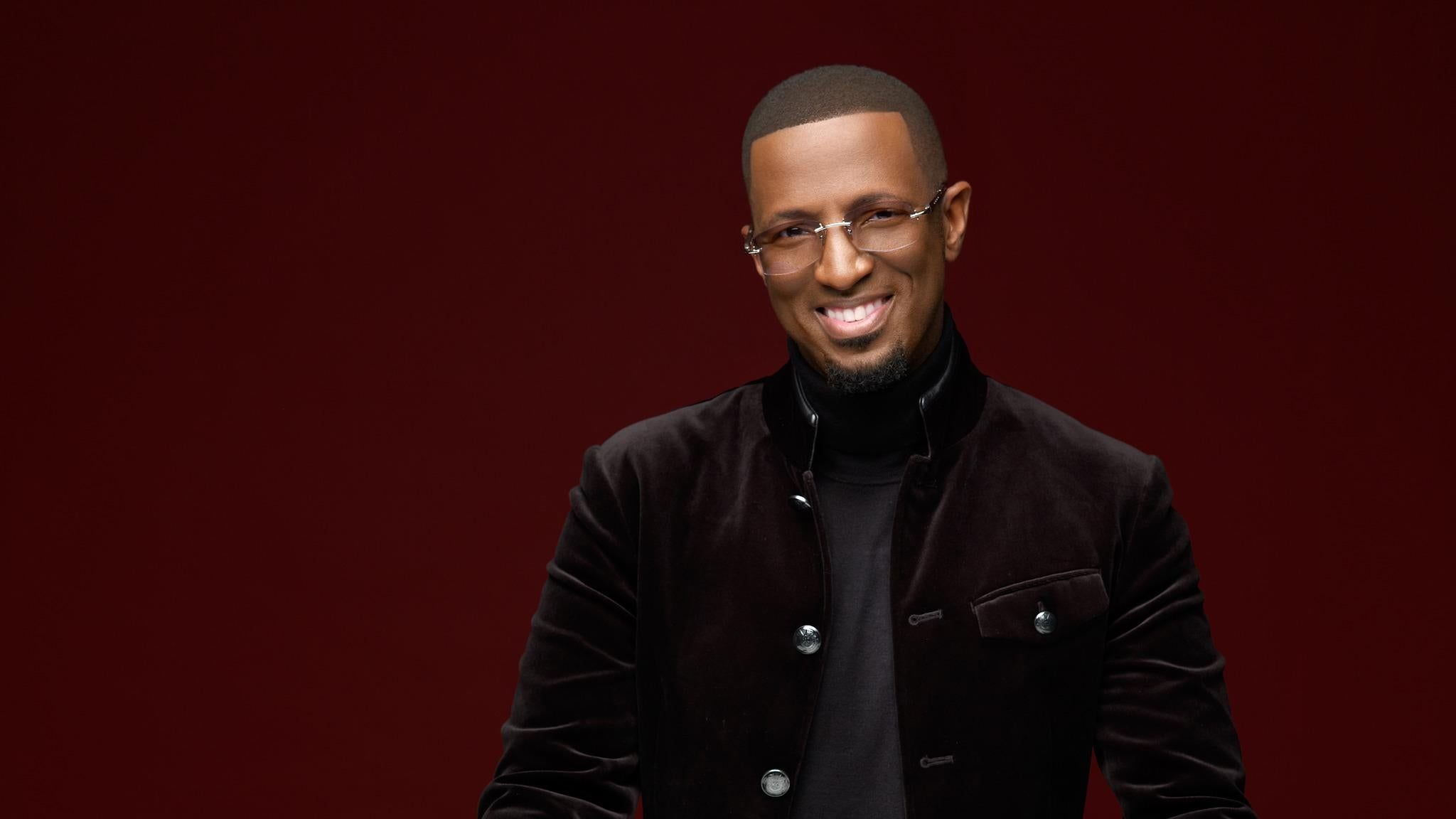 Rickey Smiley & Friends at Garrett Coliseum
