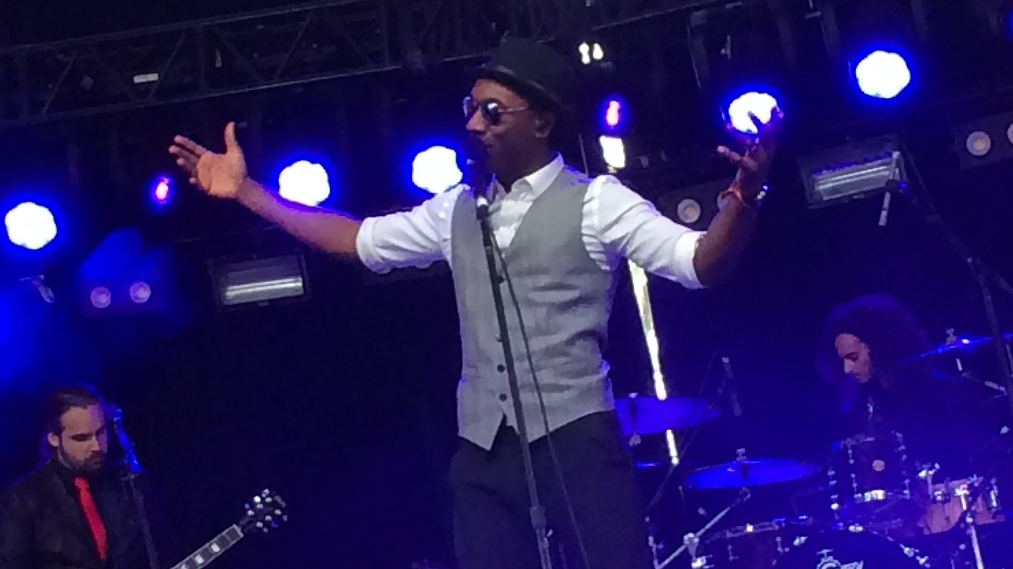 Aloe Blacc at Del Mar Fairgrounds