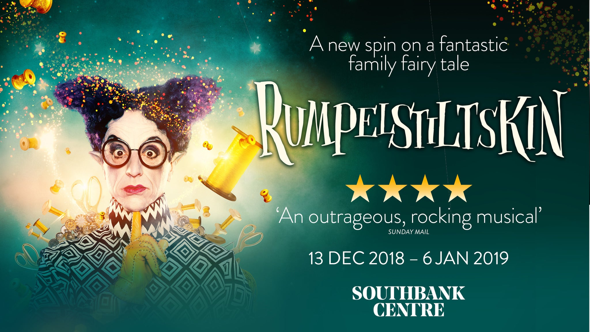 Rumpelstiltskin at Woodland Opera House