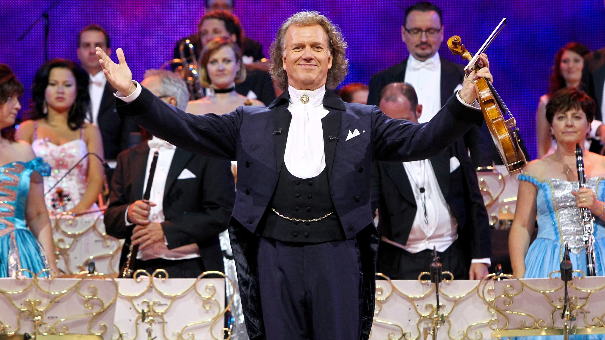 Andre Rieu at T-Mobile Arena