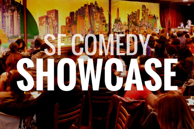 SF Comedy Showcase | San Francisco, CA | Punch Line Comedy Club - San Francisco | December 10, 2017